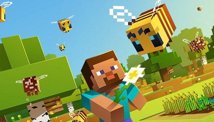 Minecraft เกมออนไลน์ที่สอนเด็กเกี่ยวกับเทคโนโลยี